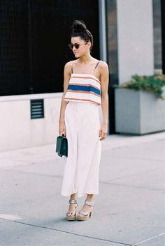 New York Fashion Week SS 2016 | Vanessa Jackman | Bloglovin'