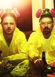 Jesse & Walt.