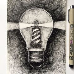 Exquisite Drawings by Alfred Basha | Abduzeedo Design Inspiration