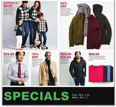 Macy's Cyber Monday Ad Scan, Deals and Sales 2019 The Macy's 2019 Cyber Monday ad is here! Be sure to subscribe to our newsletter to receive emails about all the latest Cyber Monday news and ad leaks ... #cybermonday #macys Macys Black Friday, Cyber Monday Ads, Monday News, Dress Shirt And Tie, Packable Jacket, Tommy Hilfiger, Ralph Lauren, Turtle Neck, Sweaters