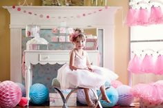 Girls Party Ideas 2 I Heart Nap Time | I Heart Nap Time - Easy recipes, DIY crafts, Homemaking