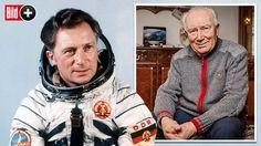 """*** BILDplus Inhalt *** Kosmonaut Sigmund Jähn - """"Wir hatten an Bord ein Cognac-Versteck"""""""