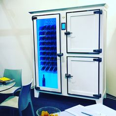 Wine cellar/fridge