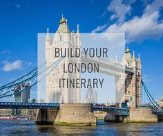 Set your dates, pace and interests, and our London Travel Guide recommend an itinerary of top attractions organized to reduce traveling around plus a map to help direct you.
