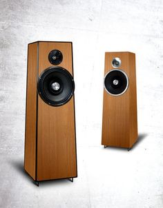 Those are some sexy speakers. Zu Soul Superfly, $3,200 for a pair.