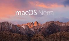 Download Mac OS Sierra ISO, and Mac OS Sierra DMG Files for Free