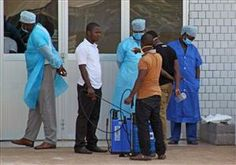 Scale of Ebola Epidemic 'Unprecedented' At least 80 dead so far in Guinea, neighboring countries http://www.newser.com/story/184593/scale-of-ebola-epidemic-unprecedented.html