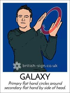 GALAXY - British Sign Language (BSL)