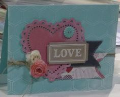 So you think you can stamp: Artisan Embellishment kit samples from Leadership