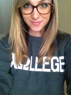Oh hayyy fellow Chi Kappa what it do? Like your sweatshirt...i got the same one :)