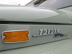 toyota-land-cruiser-fj40-1970-4×4-rare-clean-frame-off-restoration-green-japan-n | Land Cruiser Of The Day!