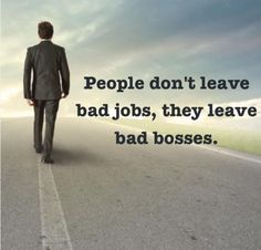 Martha Leah Nangalama: Bad job with good boss is better than good job with bad boss - Chef Humor, Boss Humor, Bad Manager Quotes, Bad Leadership Quotes, Leader Quotes, Best Boss Quotes, Good Job Quotes, True Quotes, Funny Quotes