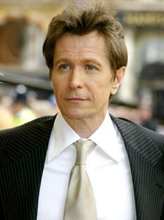 Gary Oldman portrayed James Gordon in Batman Begins, The Dark Knight and The Dark Knight Rises. Gary was once married to Batman& Robin star Uma Thurman. Actor Gary Oldman, Saint Yves, Tim Roth, Hello My Love, Viggo Mortensen, Jude Law, Hugh Dancy, Dc Movies, Joaquin Phoenix
