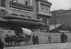 El cine Europa en la calle Bravo Murillo convertido en checa
