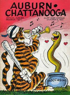 Clemson Football, Sport Football, College Football, Yearbooks, Tiger Face, Football Program, Auburn University, Auburn Tigers, Art Drawings Sketches