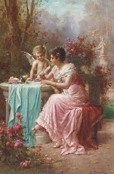 The Love Letter #cupid