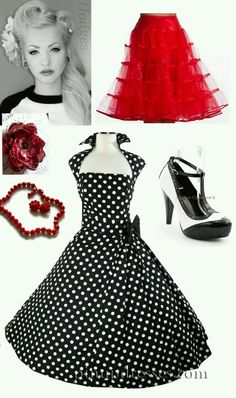 Pinup outfit