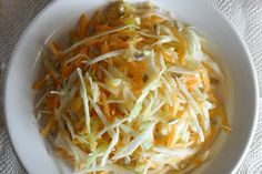 Coleslaw and seeds Coleslaw, Cabbage, Seeds, Favorite Recipes, Salad, Vegetables, Food, Veggie Food, Coleslaw Salad