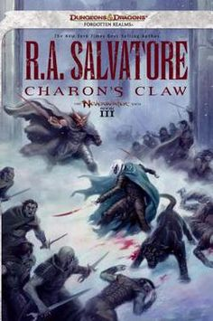 Charon's Claw by R. A. Salvatore (Mass Market Paperback): Booksamillion.com: Books