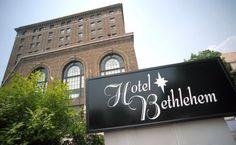 31 celebs you won't believe stayed at Hotel Bethlehem