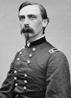 The War Between The Faces: Great Civil War Facial Hair. Goatee via Brendan Hoffmann laughingsquid.com