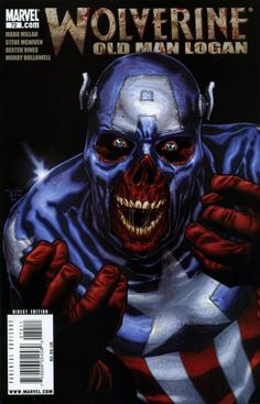 MARVEL COMICS US-COMIC G398 OLD MAN LOGAN #47