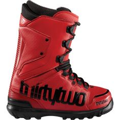 $199.95 ThirtyTwo Lashed Lace Snowboard Boot