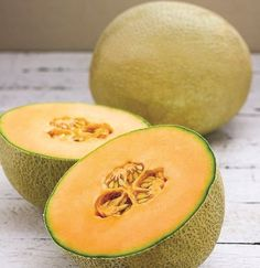 Feature of the Week: Infinite Gold F1! This melon is bred for strong performance and long shelf life, without sacrificing great flavor quality. It provides strong vines, high yield potential, and uniform size/shape.