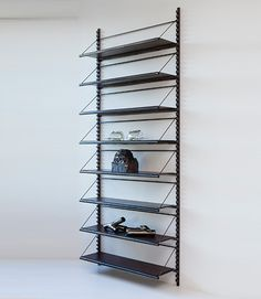 Jim ZivicSteel Library Brackets and Shelving System