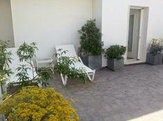 terrace in Bari