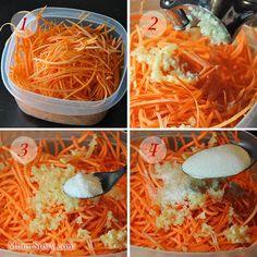 Как приготовить морковь по корейски в домашних условиях