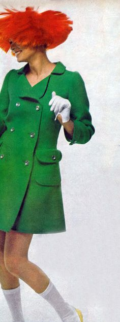 Courreges vogue 1971 Repinned by www.fashion.net