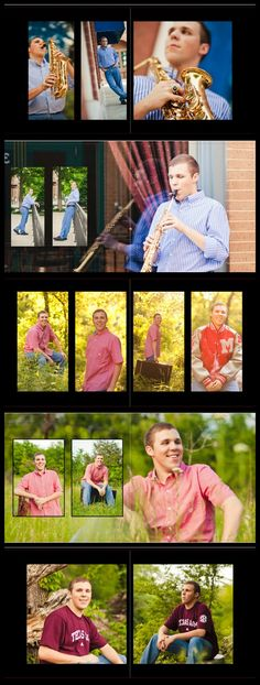 senior pictures, band, www.Lisa-Marie-Photography.com, Lisa McNiel