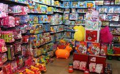 Cayeron más de 5% las ventas por el Día del Niño
