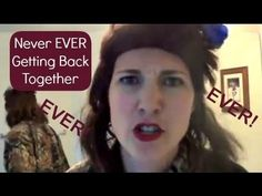 Mullet Girl relates to Taylor Swift's We Are Never Ever Getting Back Together
