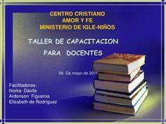 Taller de educacion cristiana