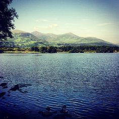 Lakes of Killarney in Killarney, Co Kerry
