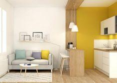 7 tipů pro malý byt - HomeInCube