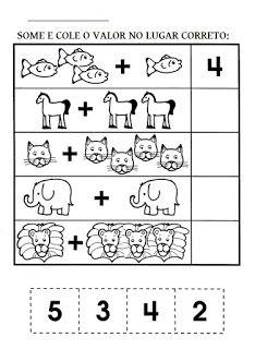 Simple Addition Worksheets for Kindergarten. 20 Simple Addition Worksheets for Kindergarten. Math Problems For Kids, Math Games For Kids, Fun Math, Kids Math, Kids Fun, Kindergarten Addition Worksheets, Printable Math Worksheets, Kindergarten Worksheets, Free Printable