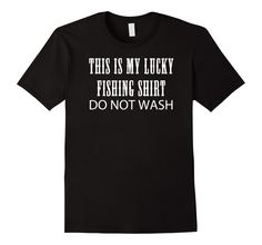 This Is My Fishing Shirt