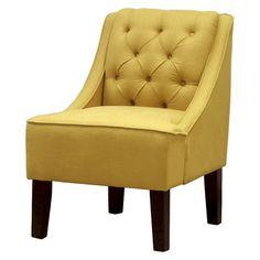 Hudson Swoop Chair - Solids