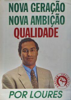 ELEIÇÕES AUTÁRQUICAS DE 1993 – LOURES – PS | EPHEMERA