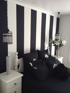 Love love love!! My bedroom walls used to be painted like that in ...