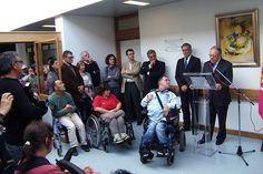 APCC homenageia António Marques, atleta paralímpico internacional