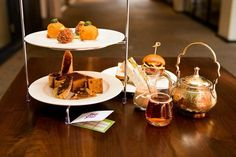 Afternoon tea for curry lovers! #date #ideas #datemy #indian #spice #tea #places #london #food