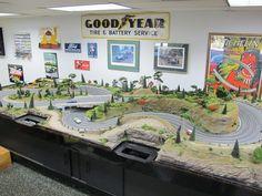 Slot Mods Cloverleaf Raceway