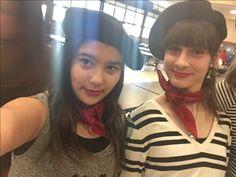 Ooh la la. Fun Girl Scout project: Take a trip to France!