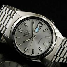 WIN ANY SEIKO 5 FROM TIC WATCHES OFFICIAL SEIKO 5 STOCKISTS