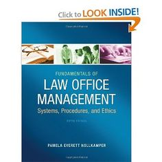 law office mgmt