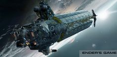 ENDER'S GAME by cenay oekmen | Sci-Fi | 2D | CGSociety